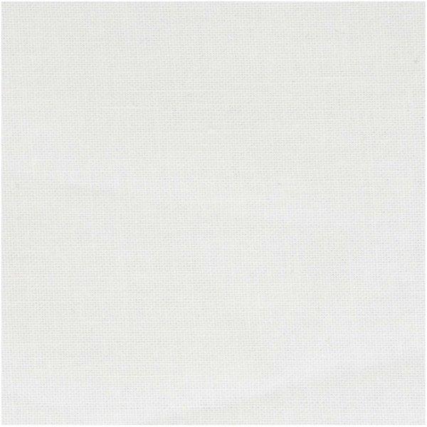 Rico Design Flickstoff weiß 40x12cm