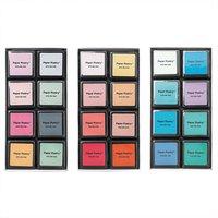 Paper Poetry Tusche-Stempelkissen Set 8 Farben