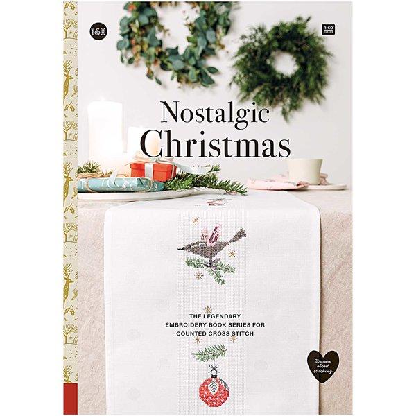 Rico Design Stickbuch Nr. 168 Nostalgic Christmas