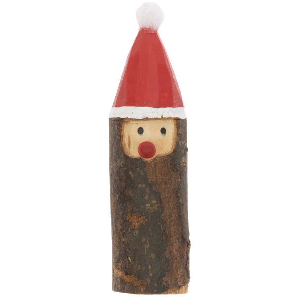 Ohhh! Lovely! Holzfigur Weihnachtswichtel 2,5x9,5cm