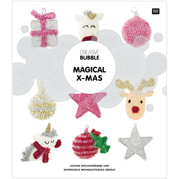 Rico Design Creative Bubble - Magical X-MAS