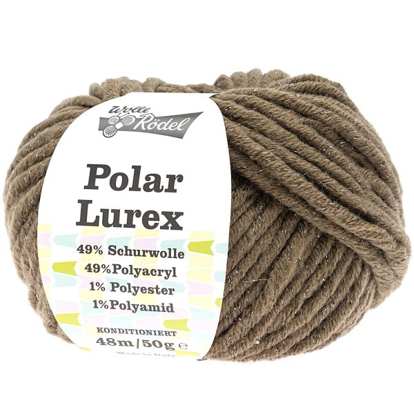 Wolle Rödel Polar Lurex 50g 48m
