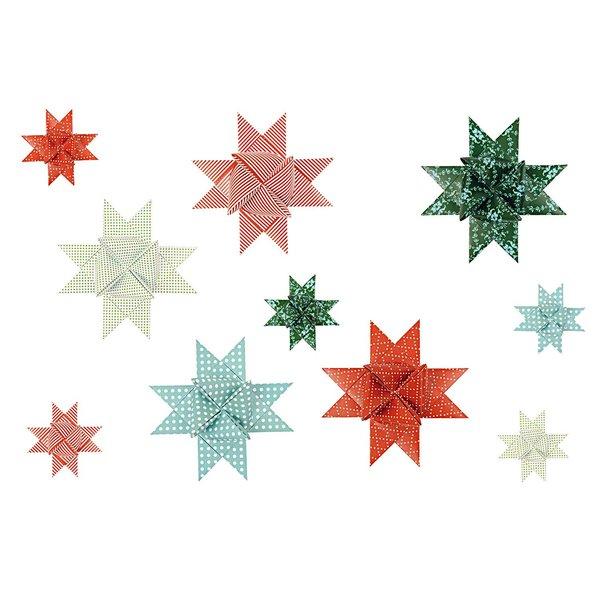 Paper Poetry Fröbelstreifen Christmas Mix 60 Stück