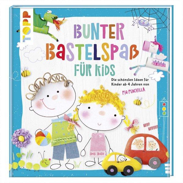 TOPP Bunter Bastelspaß für Kids