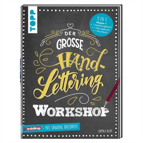 TOPP Der große Handlettering Workshop
