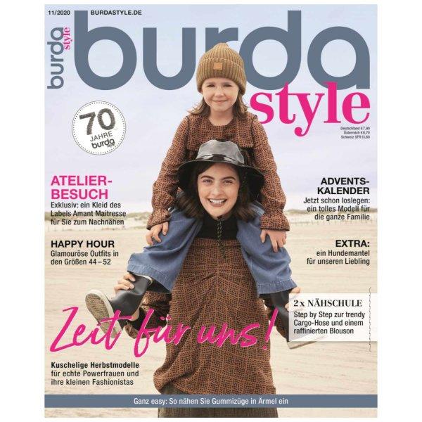 burda style #11 2020
