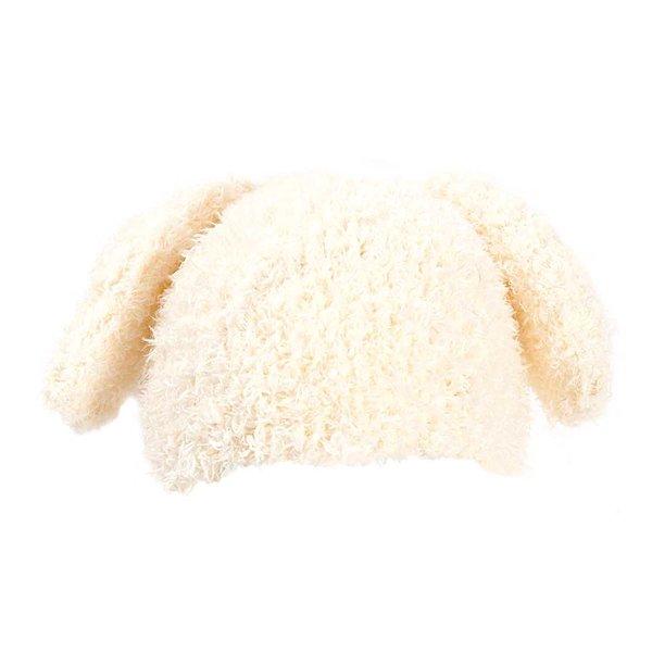 Rico Design Strickset Mütze Hase creme