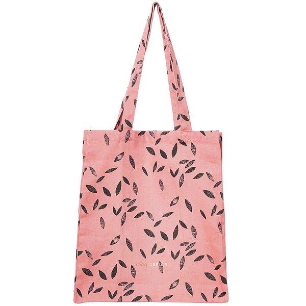 Rico Design Canvas-Shopper rosa 38x45x10cm