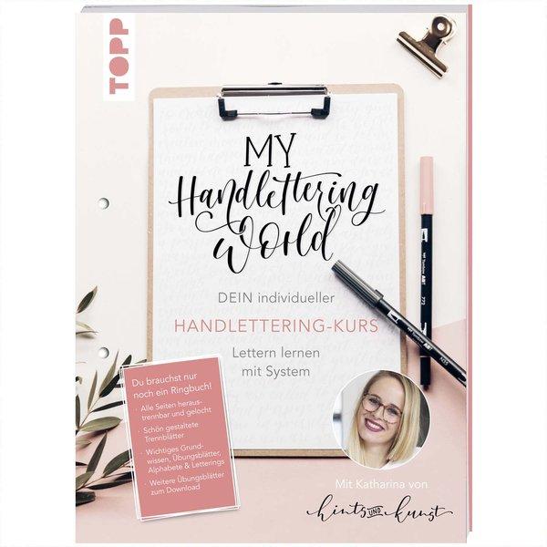 TOPP My Handlettering World: Dein individueller Handlettering-Kurs