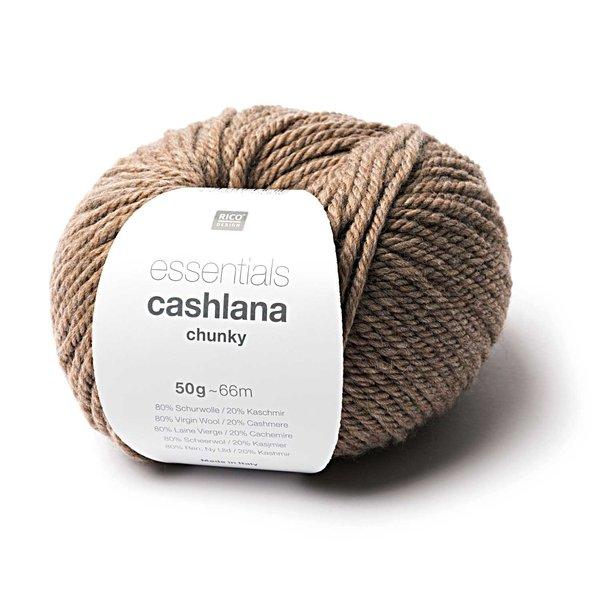 Rico Design Essentials Cashlana Chunky 50g 66m