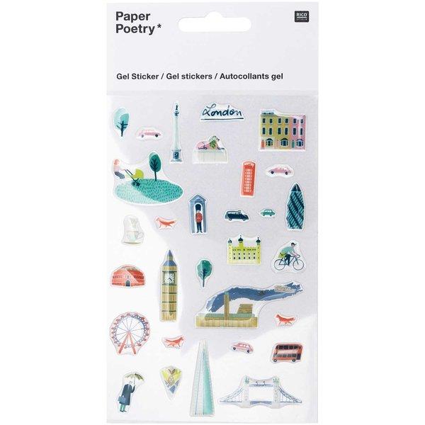 Paper Poetry  Gelsticker London