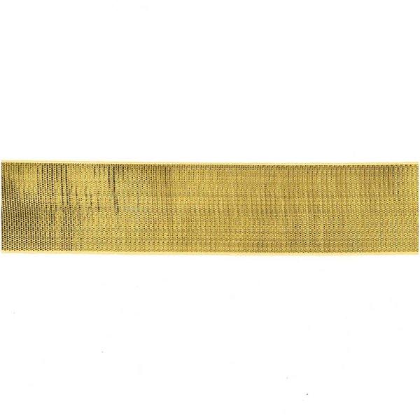 Laméband gold 25mm 5m